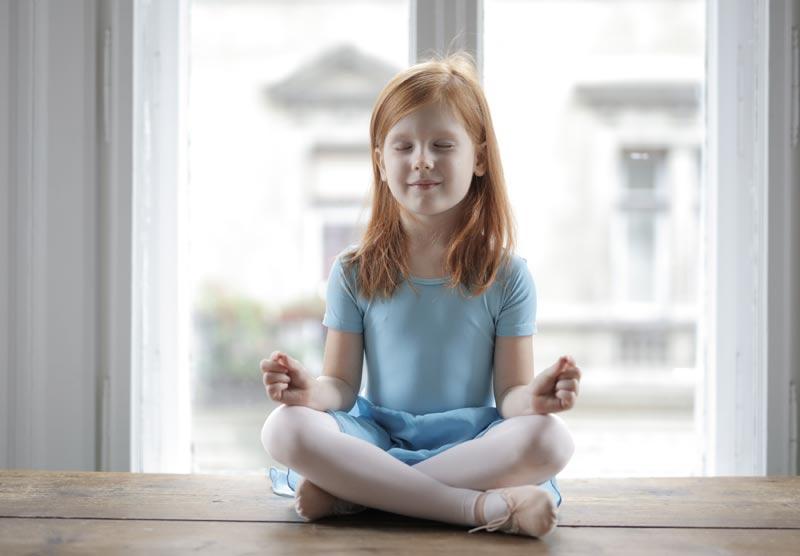 Minfulness para niños y adolescentes